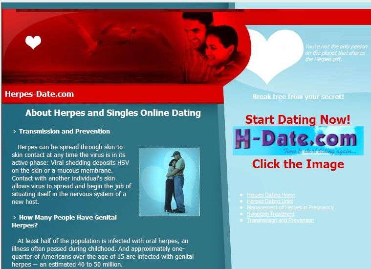 herpes dating dating profile